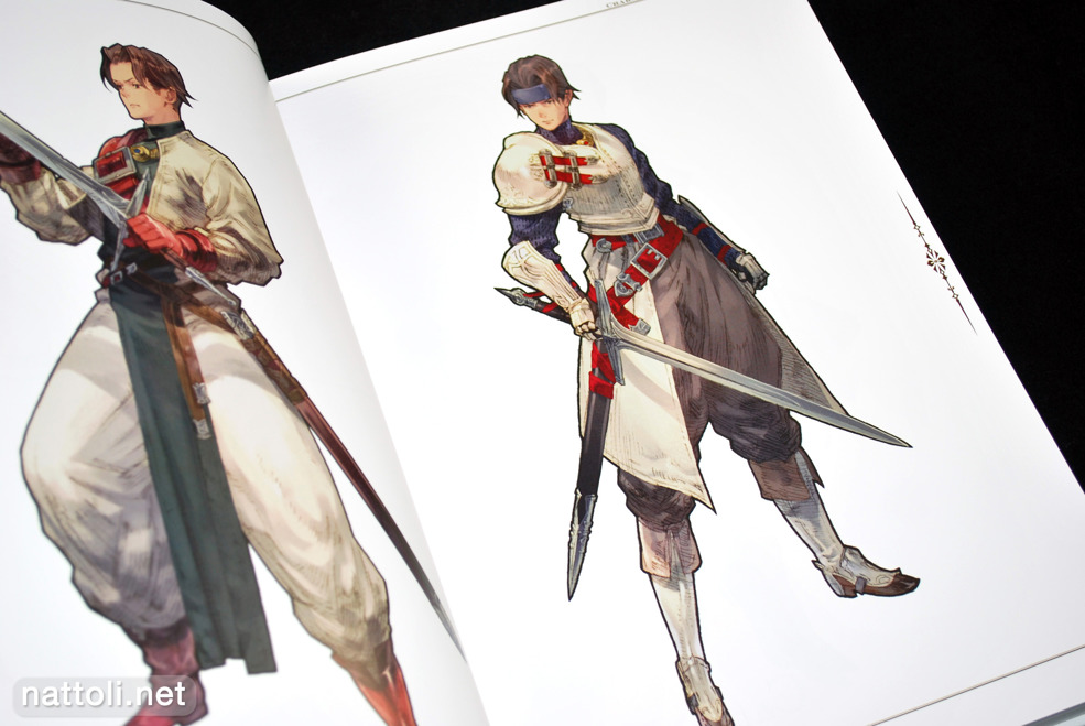 Tactics Ogre Art Works - 6  Photo