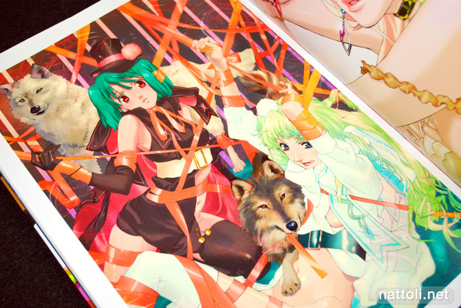 Ranka, Sheryl and Wolves