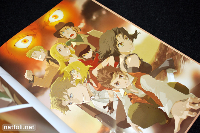 Enami Katsumi Illustrations Baccano! - 17