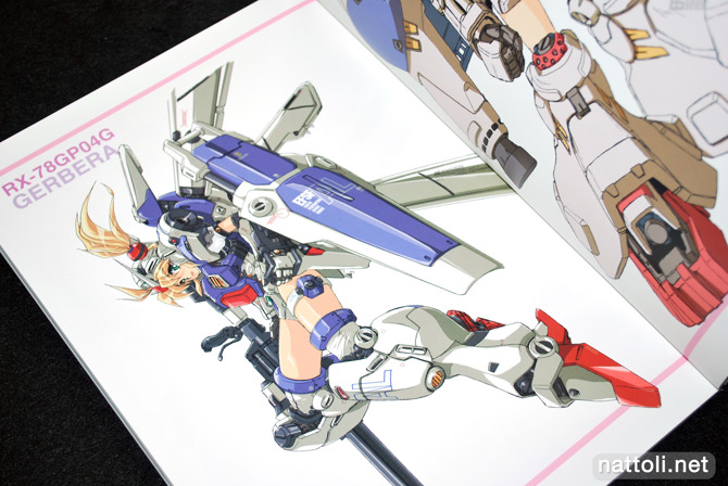 Mika Akitaka Mobile Suit Girl Art Works - 7