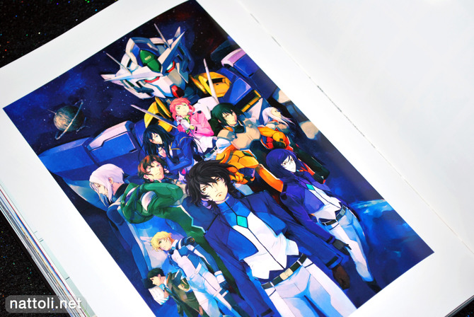 Mobile Suit Gundam 00 Illustrations - 30