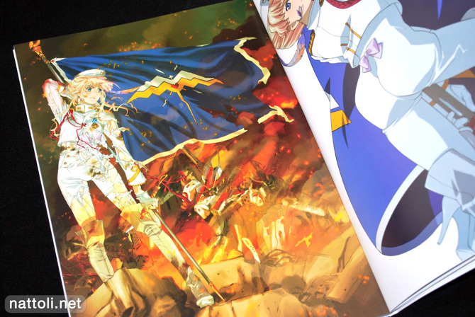 Macross F Visual Collection Sheryl Nome FINAL - 7