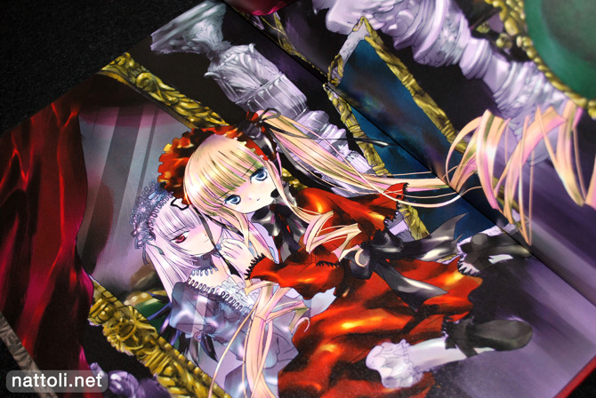 Shinku and Suigintou