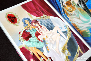 Kiyo Kyujyo Illustrations Trinity Blood Rubor - 15