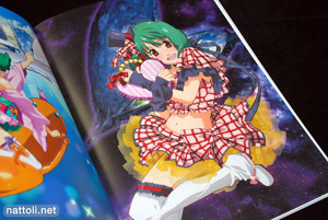 Macross Frontier Visual Collection Ranka Lee - 15