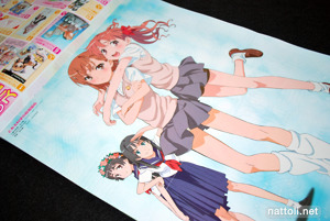 To Aru Kagaku no Railgun Poster
