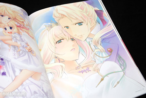 Macross F Visual Collection Sheryl Nome FINAL - 18