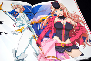 Macross F Visual Collection Sheryl Nome FINAL - 20