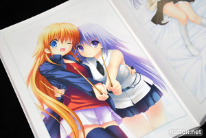 Angel Beats! Official Guide Book - 22