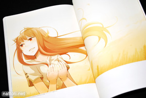 Ayakura Juu Illustrations Spice and Wolf - 31