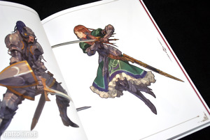 Tactics Ogre Art Works - 14