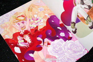 Miyu's Strawberry Waltz Illustration - 4