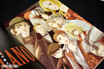 Enami Katsumi Illustrations Baccano! - 3
