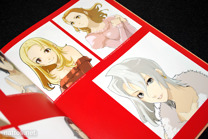 Enami Katsumi Illustrations Baccano! - 12