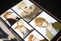 Enami Katsumi Illustrations Baccano! - 14