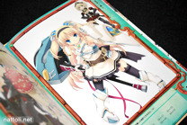 Queen's Blade Rebellion Eirin and Yumil - 14