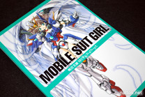 Mika Akitaka Mobile Suit Girl Art Works - 1