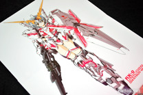 Mika Akitaka Mobile Suit Girl Art Works - 3