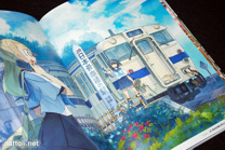 Railway Girls and Scenery Pictorial Book - 20