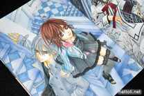 Hino Matsuri Illustrations Vampire Knight - 3