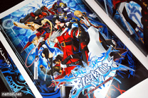 Blazblue Game Art
