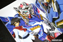 Mobile Suit Gundam 00 Illustrations - 2