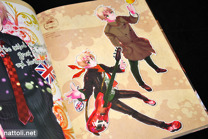 Hetalia Axis Powers Arte Stella Illustrations - 24