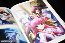 Angel Beats! Official Guide Book - 10