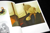 Ayakura Juu Illustrations Spice and Wolf - 3