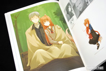 Ayakura Juu Illustrations Spice and Wolf - 11