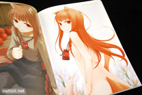 Ayakura Juu Illustrations Spice and Wolf - 19