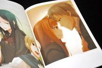 Ayakura Juu Illustrations Spice and Wolf - 23